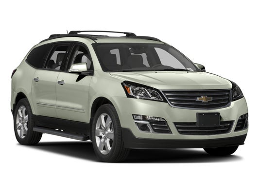 2017 Chevrolet Traverse Premier In Albert Lea Mn Markquart Of